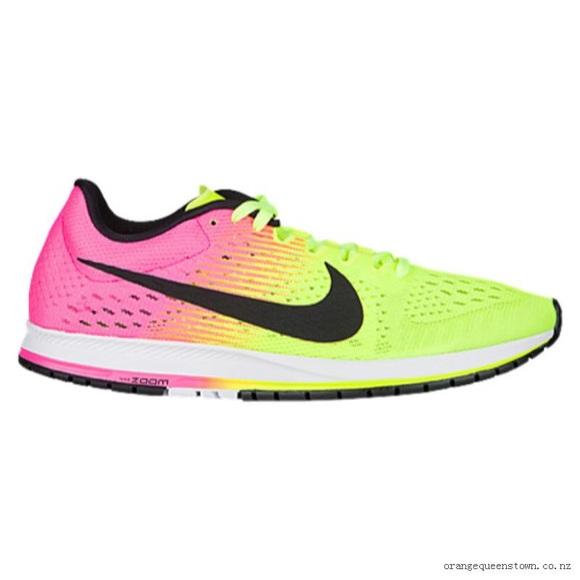 online retailer 24cff 5251c Nike Zoom Streak 6 in Neon YellowPink. M5b2fdb1f0cb5aae9448fd3e1